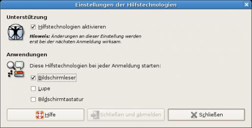Linux - Installation und erste Schritte mit Orca 2 18 1
